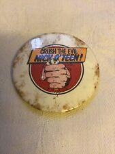 More details for vintage 1980 superman nick o teen badge dc