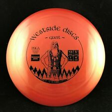Westside Discs Tournament Giant Driver Disc Golf Disc 173g