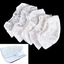 5Pcs White Non-woven Replacement Bags For Nail Art Dust Suction Collector! OP
