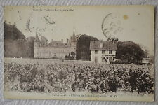 """CPA """" PAUILLAC - Château de Pichon-Longueville"""