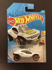 New Hot Wheels 90/250 WHITE Dune Daddy #4/10 HW Baja Blazers Best For Track
