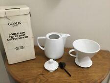 Gevalia Kaffee Porcelain Drip Coffee Maker