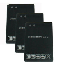 Fits LG VN360 Li-ion Mobile Phone Battery - 900mAh / 3.7v (3 Pack)