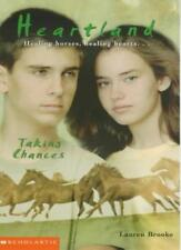Taking Chances (Heartland 4),Lauren Brooke