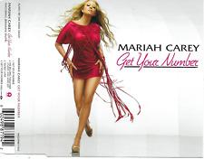 MARIAH CAREY - Get your number CDM 3TR Enh EU Release 2005 (Island Records)
