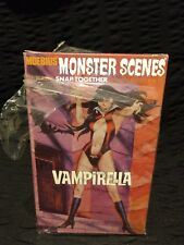 Moebius Monster Scenes Vampirella Model Kit sealed horror vampire Dynamite