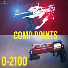 Destiny 2 Fabled Comp Score 0-2100 Recluse/Luna (Fastest Guaranteed) (PS4)