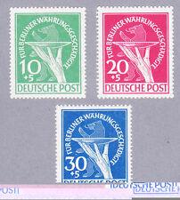 Berlin Mi.Nr. 68-70  Opferschale postfrisch und geprüft