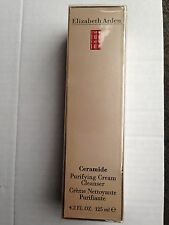 New SEALED Elizabeth Arden purifying cream cleanser 125ml 4.2 oz.