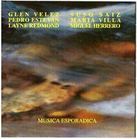MUSICA ESPORADICA s/t CD Spain Electronic/Spacey/Ethnic w/ Suso Saiz, Glen Velez