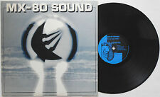 Mx-80 sound-out of the tunnel LP first press Ralph Records Pere Ubu o-type