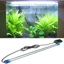 LUCE ACQUARIO PLAFONIERA STRIP 55 LED 60 CM BIANCO NEON ALTA LUMINOSITA' 3 WATT