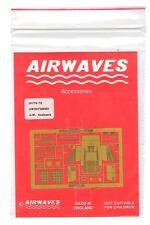 Airwaves Accessories 1:72 A.W. Seahawk Photoetch Detail AW2072MMD AC7272