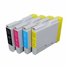 Compatible LC1000 Set Ink Cartridges LC1000VALBPRF for Brother DCP-350C