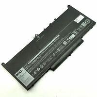 OEM Genuine Dell Latitude E7270 E7470 7.6V 55Wh Battery 242WD MC34Y R97YT J60J5