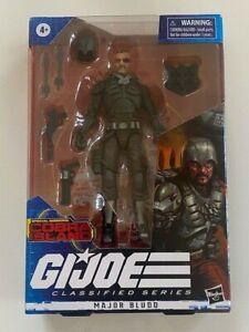 GI Joe Classified Major Bludd Special Missions Cobra Island Series Target excl.!