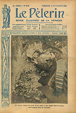 Portrait Tommy British Army Trench Bataille de la Somme  WWI 1916 ILLUSTRATION