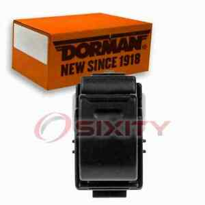 Dorman Front Right Door Window Switch for 2007-2010 Scion tC Electrical mj