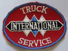 International Truck Patch  Garage Mechanic Service Patch , Vintage  (#4840)
