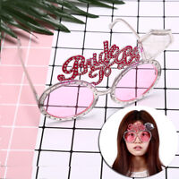 1pcs Kawaii wedding party hen party accessories supplies team bride glasses d_EO