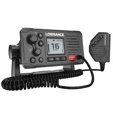Lowrance Link - 6 VHF DSC-VHF marine-détresse bouton-Nmea 0183