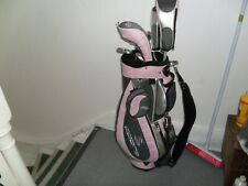 ladies callaway golf clubs cobra bag-7/8/9 irons/1/3/4/5 drivers/pitch wedge/