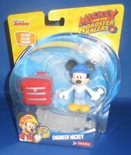 DISNEY JUNIOR DIE CAST MICKEY AND THE ROADSTER RACERS ENGINEER MICKEY, NEW