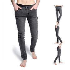 Pantalón Vaquero Para Hombre Criminal Damage Skinny Fit Skinnies Varios Colores