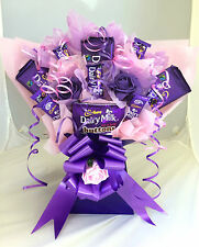 DAIRY MILK SWEET TREE BOUQUET HAND MADE UNIQUE ANY OCCASION GIFT
