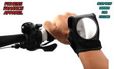 Bicycle Mirror Bike Rotate Cycling Handlebar Glass Black Wrist Rear View Safety