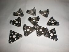 Triple Flint Lighter Spare Flints x 10 For Gas Welding,Brazing
