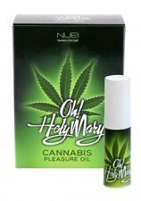 Nuei - Oh! Holy Mary Pleasure Warming Stimulating Oil Olio Stimolante Sativa