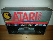 ## Atari 2600 Console Darth Vader Boxed - Fully Fully Functional ##