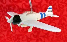 Custom Christmas Tree Ornament Mitsubishi BII-144 Plane