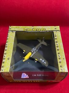 21st Century Toys1:144 Classic Aircraft P-51D Mustang  -New In Box