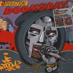 MF Doom - Operation Doomsday (Alternative Sleeve) - Double Vinyl LP *SEALED*