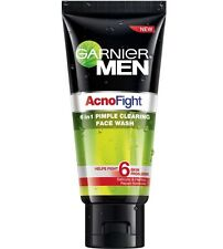 1x100 GRAM GARNIER MEN ACNO FIGHT 6 IN 1 FACE WASH WITH LOWEST SHIPPING CHARGES