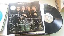 The Runaways Waitin' for the Night Mercury Vinyl LP Lyric '77 ORIG kim fowley !!