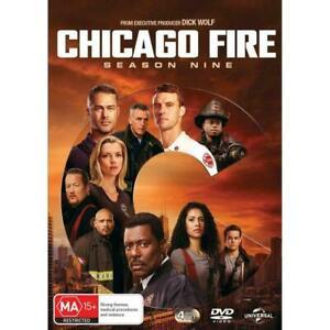 CHICAGO FIRE Season 9 : NEW DVD