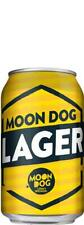 Moon Dog Lager Can 330mL Case of 24 Craft Beer