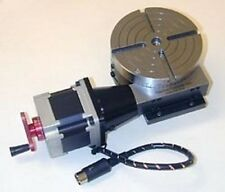 Sherline 8730 - CNC Rotary Table with Stepper Motor for Mini Mill Made in USA!