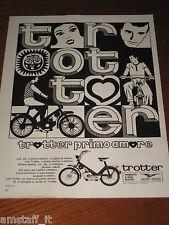AE17=1968=TROTTER MOTO GUZZI=PUBBLICITA'=ADVERTISING=WERBUNG=
