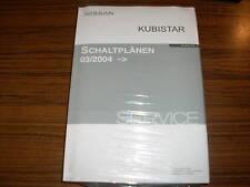 Werkstatthandbuch Nissan Kubistar / Renault Kangoo, ´04