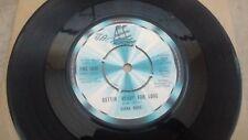 """DIANA ROSS GETTIN' READY FOR LOVE OG UK 1977 MOTOWN 7"""" 45 TMG 1090"""