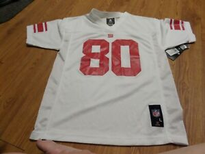 bnwt-New York Giants nfl players Jersey Victor Cruz Youth large 14/16 white