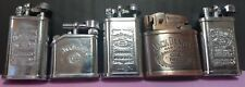 Zippo Lot Of 20 Lighters Incl. Jack Daniels SOME RARE