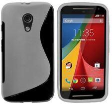 Fundas Para Motorola Moto G color principal transparente para teléfonos móviles y PDAs