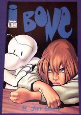BONE 18 June 1997 8.0-8.5 VF/VF+ IMAGE COMICS Jeff Smith Elizabeth Lewis