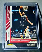 Kevin Durant 2020-21 Panini NBA Instant #22 Basketball Card 1 of 104
