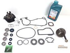 SIMSON SET Motorregeneration mit Motoröl SOEMTRON SNH SR1 SR2 KR50 SR4-1 Spatz